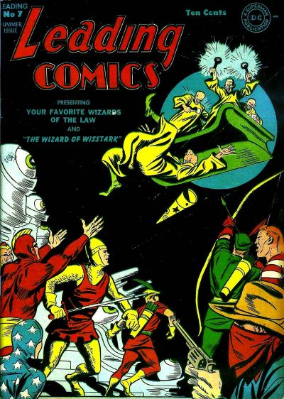 Leading Comics Vol 1 7