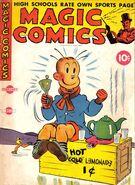 Magic Comics Vol 1 31