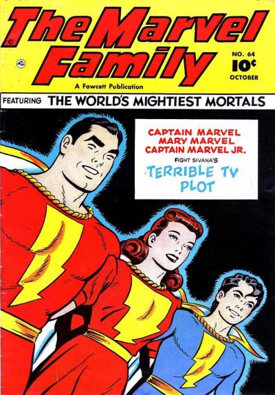 Marvel Family Vol 1 64