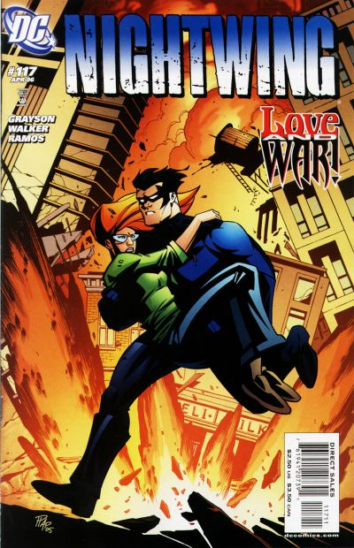 Nightwing Vol 2 117