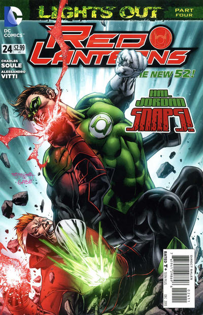 Red Lanterns Vol 1 24