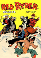 Red Ryder Comics Vol 1 9
