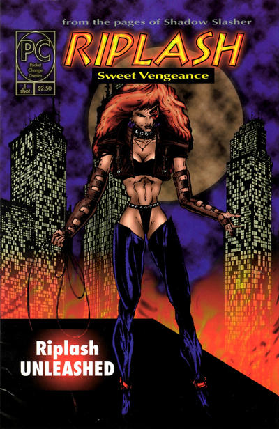 Riplash: Sweet Vengeance Vol 1 1
