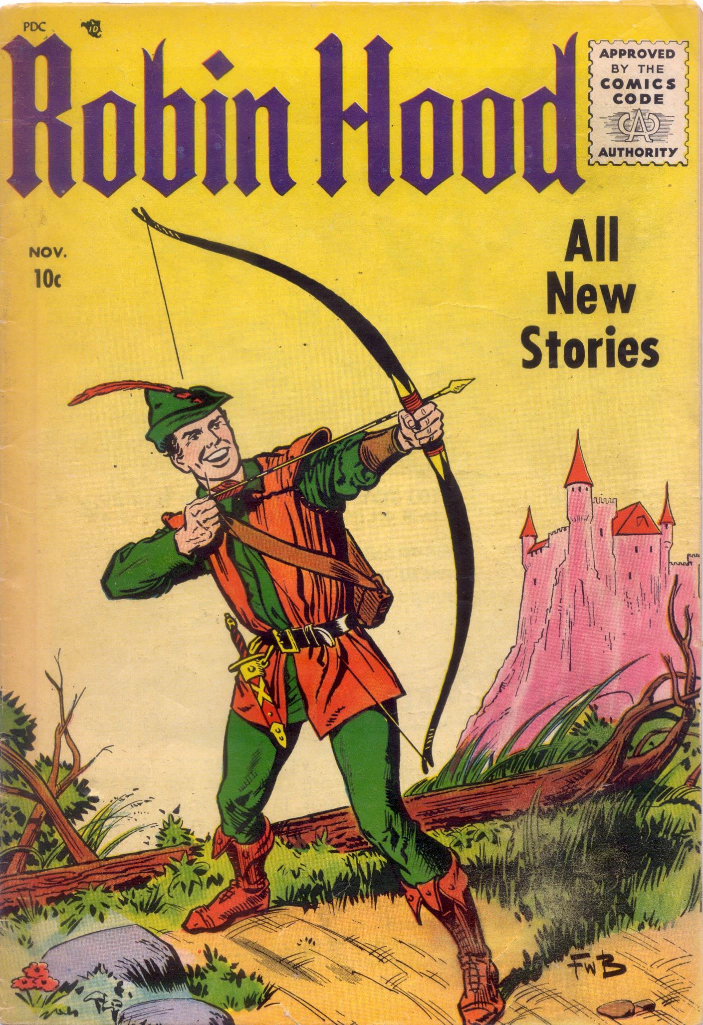 Robin Hood Vol 1