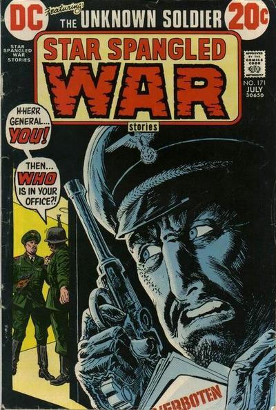 Star-Spangled War Stories Vol 1 171