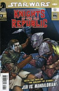Star Wars Knights of the Old Republic Vol 1 8