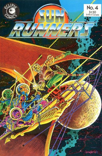 Sun Runners Vol 1 4
