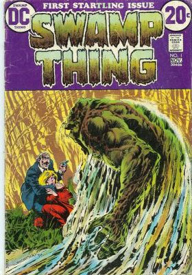 Swamp Thing (comic book)