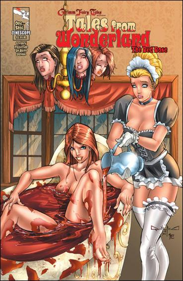 Tales from Wonderland: The Red Rose Vol 1