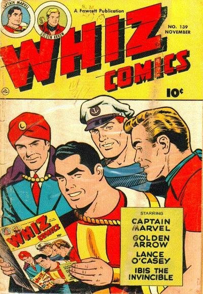 Whiz Comics Vol 1 139