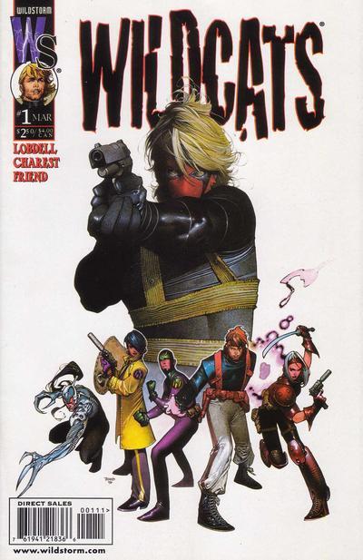 Wildcats Vol 1 1