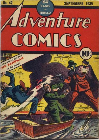 Adventure Comics Vol 1 42