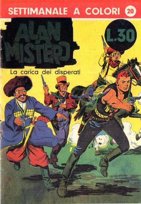 Alan Mistero Vol 1 20
