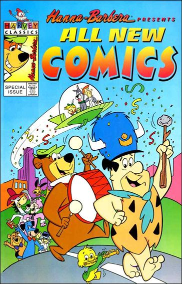 All-New Comics Vol 2 1