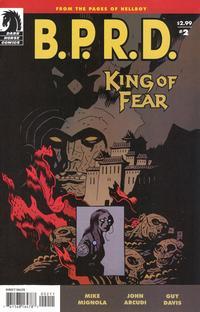B.P.R.D.: King of Fear Vol 1 2