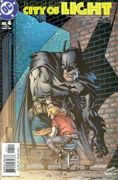 Batman: City of Light Vol 1 4