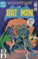 Batman Vol 1 334