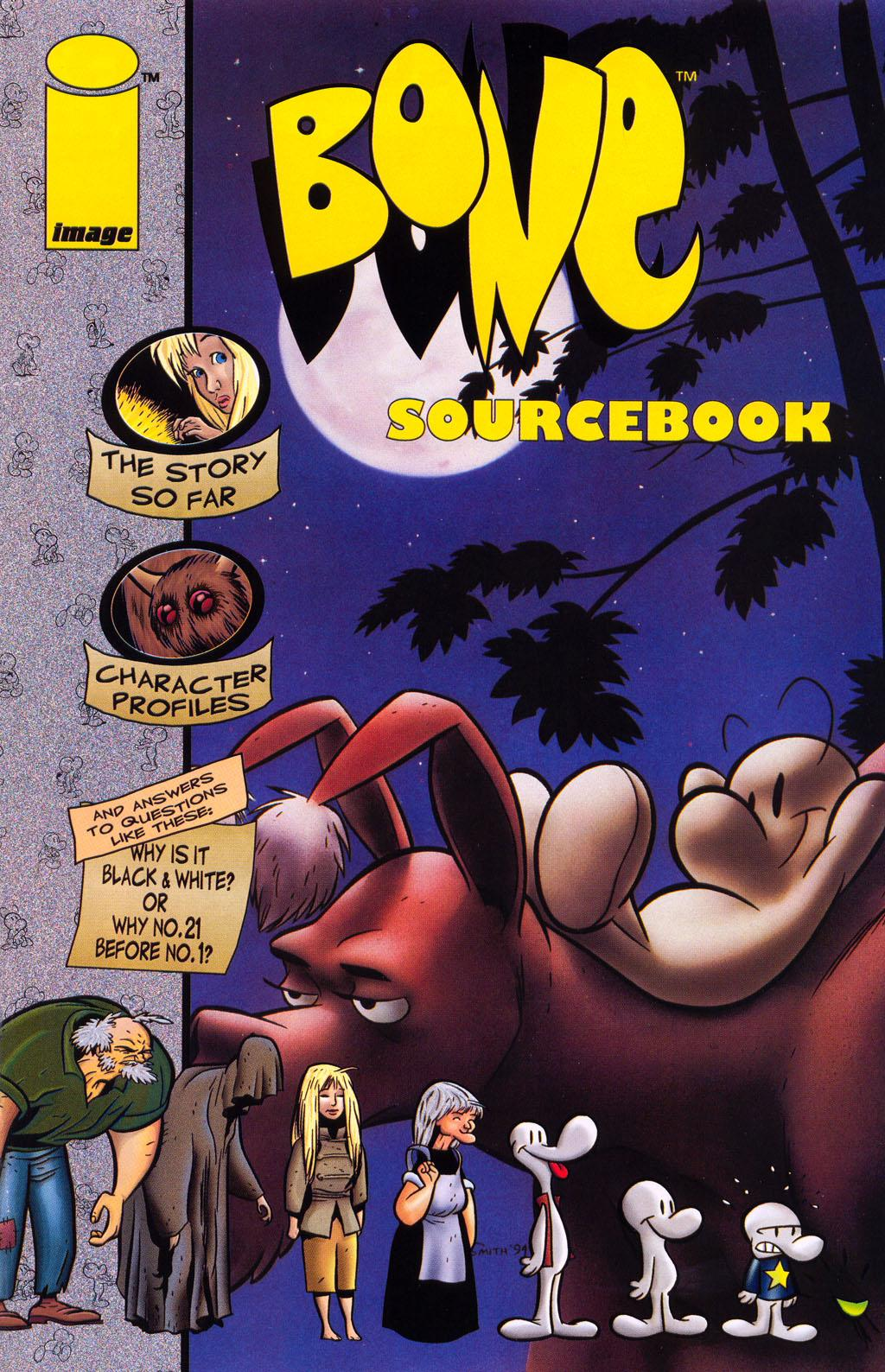 Bone Sourcebook Vol 1 1