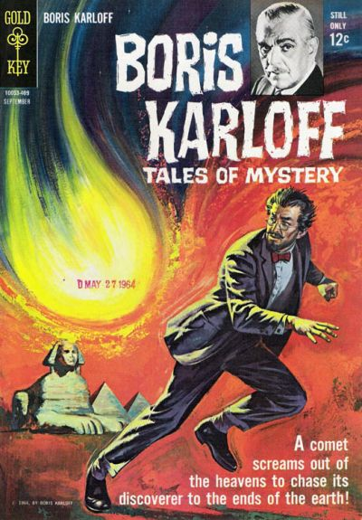 Boris Karloff's Tales of Mystery Vol 1 7