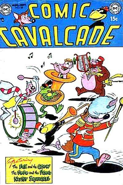 Comic Cavalcade Vol 1 58