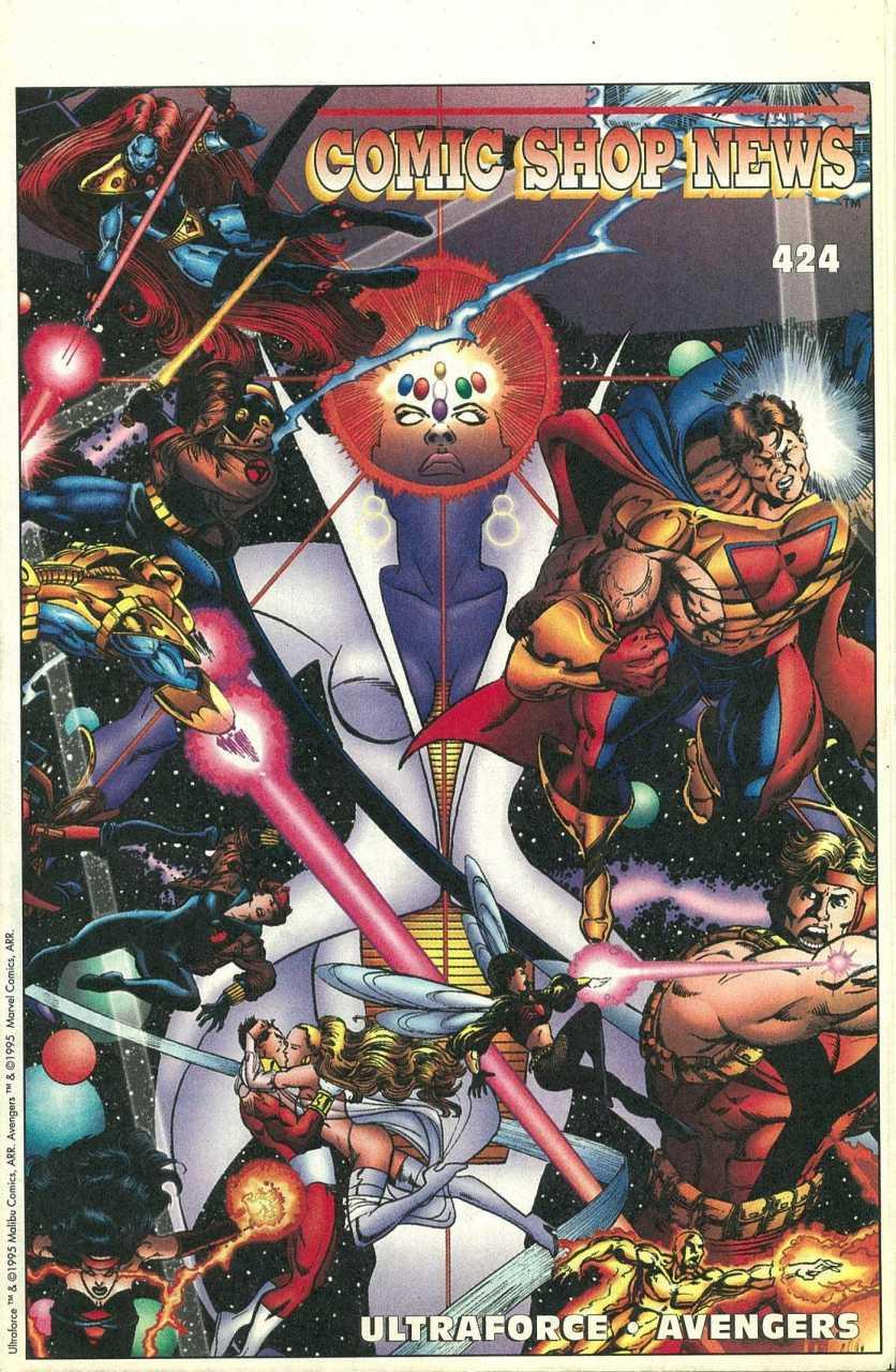 Comic Shop News Vol 1 424