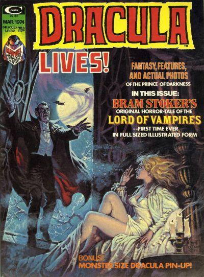 Dracula Lives Vol 1 5