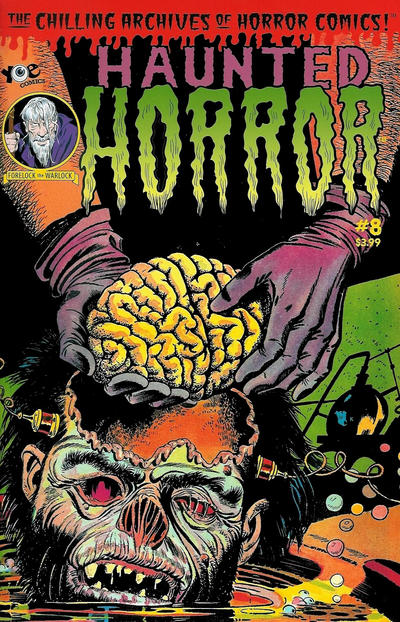 Haunted Horror Vol 1 8