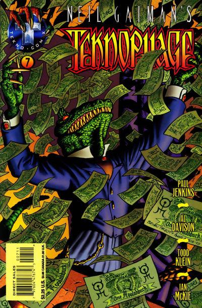 Neil Gaiman's Teknophage Vol 1 7