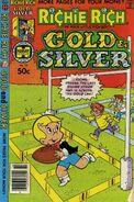 Richie Rich Gold & Silver Vol 1 32