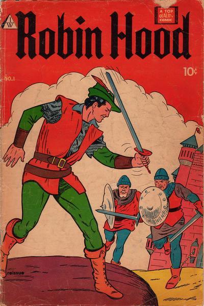 Robin Hood (1958) Vol 1
