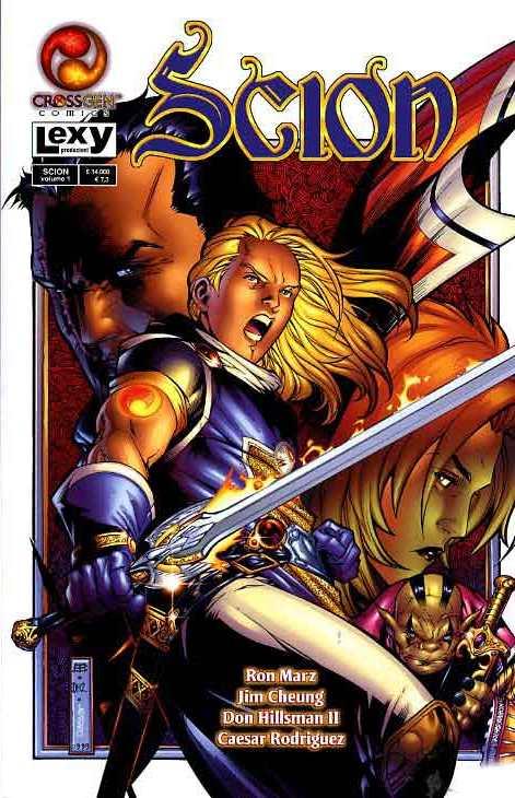 Scion (ITA) Vol 1