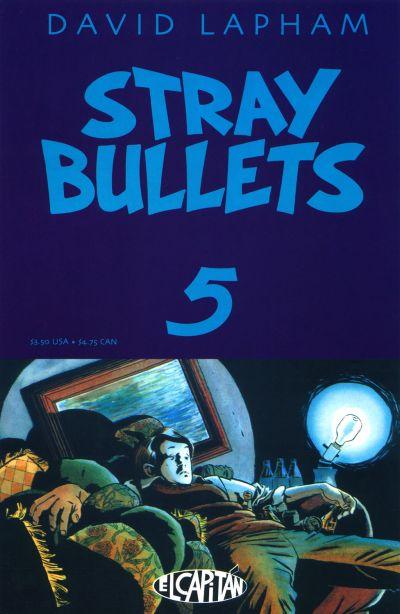 Stray Bullets Vol 1 5