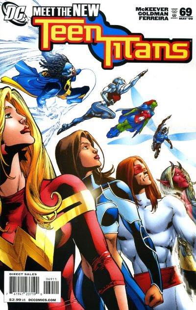Teen Titans Vol 3 69