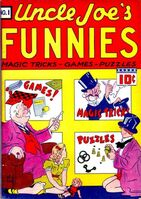 Uncle Joe's Funnies Vol 1 1
