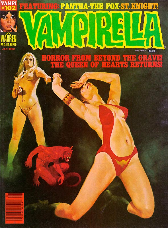 Vampirella Vol 1 102