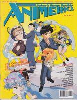 Animerica Vol 3 7