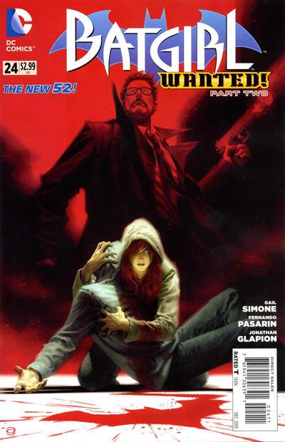 Batgirl Vol 4 24