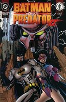 Batman versus Predator Vol 2 1