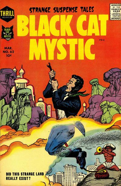 Black Cat Comics Vol 1 62