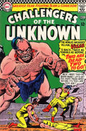 Challengers of the Unknown Vol 1 52