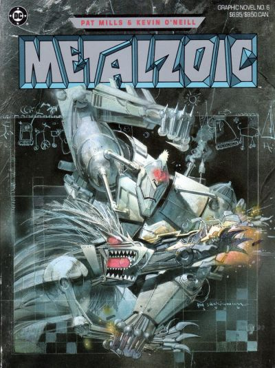 DC Graphic Novel Vol 1 6