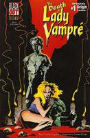 Death of Lady Vampré Vol 1 1