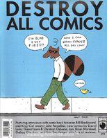 Destroy All Comics Vol 1 3