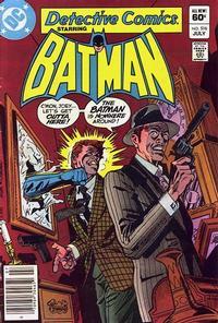 Detective Comics Vol 1 516