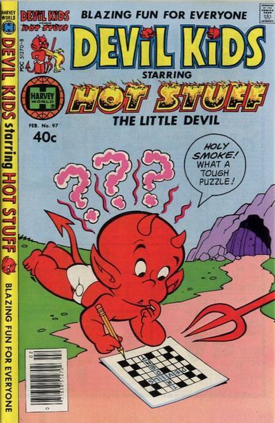 Devil Kids Starring Hot Stuff Vol 1 97