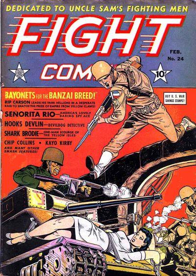 Fight Comics Vol 1 24