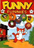 Funny Funnies Vol 1