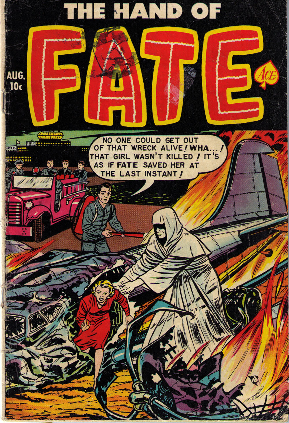 Hand of Fate (1951) Vol 1 12