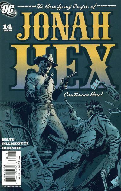 Jonah Hex Vol 2 14