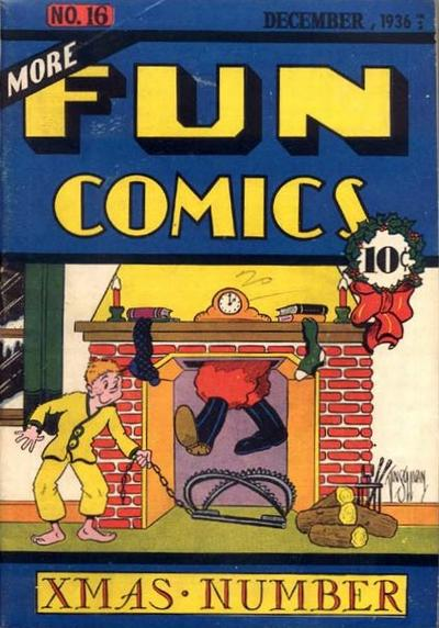 More Fun Comics Vol 1 16